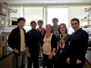 Dr. Li-Jessen's Voice Lab research team