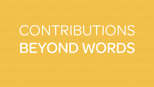 Contributions Beyond Words