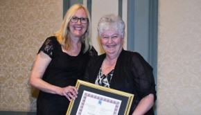 Susan Fryer Wins Supportive Personnel Award of Excellence Featured Image